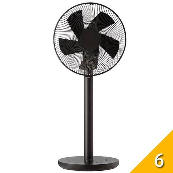 極簡風12吋DC直流電風扇
